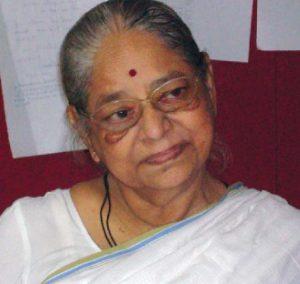 पुष्पा भावे, २०१५